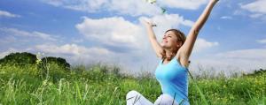 Yoga al aire libre en Huertos del Túria